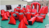 Quantity: 44 inflatable bunkers