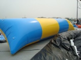 Inflatable Water Jumping Pillow For Water