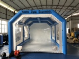 Inflatable Auto Spa express Tent