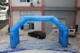 Promotional custom inflatable entrance arch for advertising