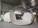 Dome size:4.5&2.7m diameter