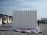 Inflatable Cube Meeting Tent
