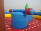 Inflatable Duel Combat for Gladiator games