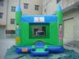 Classic cheap inflatable birthday party castle