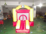 Mini inflatable backyard bouncy house for kids