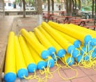 3mLX0.22m diameter