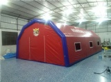 air tight inflatable emergency tent