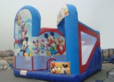 Mickey and Minnie inflatable party bouncy club house