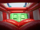 depot transporter cool Inflatable jump castle bounce