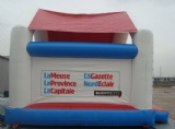 bounce around moonwalks inflatable bouncers for party