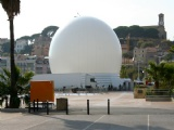 10m portable projection dome