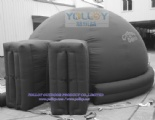 Size: 6m diameter for dome