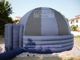 7m planetario inflable