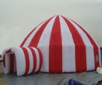 Inflatable Igloo Marquee Dome Tent