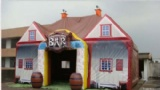 mobile pubs Inflatable bar tavern house for sale