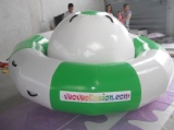 water park inflatable saturn