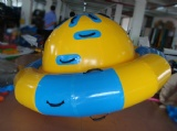 inflatable rocking saturn