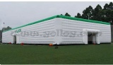 outdoor huge inflatable cube tent