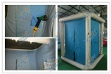Size: 1.4m x 1.4m x 2.4m