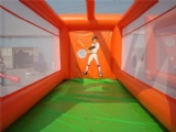 Inflatable indoor mini golf driving Inflatable Golf Game