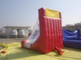 inflatable ball trampoline basketball bungee jump