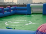 interactive Sports inflatable football games soccer field