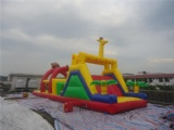 childrens Paradise inflatable interactive games