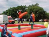 Inflatable Mattress pedestal Inflatable jousting