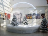 Size: 4m diameter, 3.5m hight