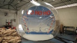dome: 4.5m diameter