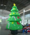 Giant inflatable decoration Christmas tree