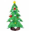 outdoor Big Christmas tree inflatable Xmas celebrating
