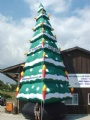 christmas inflatables christmas tree