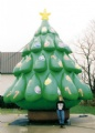 inflatable Christmas decoration Xmas tree