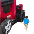 rock crawler inflatable bouncy house with slide