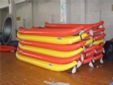 Inflatable boat water sport boat for 2 person