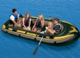 inflatable boat Eagle seahawk sport fisherman