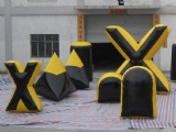 5 person Inflatable Paintball Arena field Game
