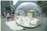 Size: 5m diameter, 7.5m long