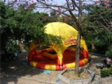 Material: PVC tarpaulin
