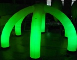 dome shape inflatable decoration light archway
