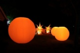 Light Up Inflatable balloon