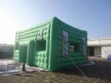 double layer inflatable event tents for exhibition and party