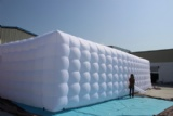 garden cube bubble party tents for wedding events