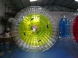 water fun toy Transparent roller drum clear PVC