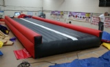 INFLATABLE TUMBLE TRACK