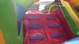 Amusement inflatable obstacle for kids happy time