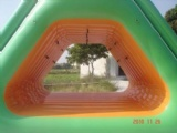 inflatable water slide with climber