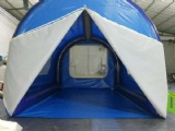 outdoor family camping tent