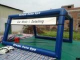 inflatable carport  car wash tent